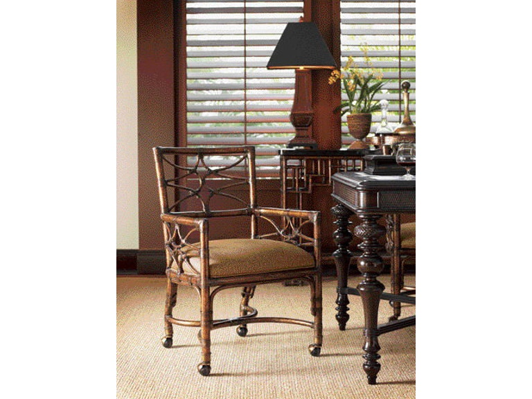 Tommy Bahama Home Kahala Club Chair 538-972
