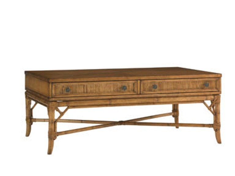 Tommy Bahama Home Ponte Vedra Rectangular Cocktail Table 540-945