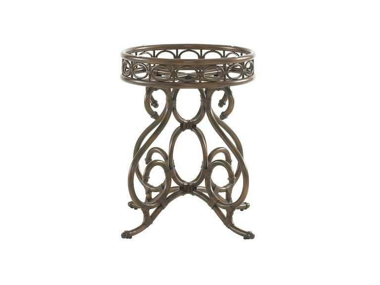 Tommy Bahama Home Capistrano Metal Dining Table Base 545-870