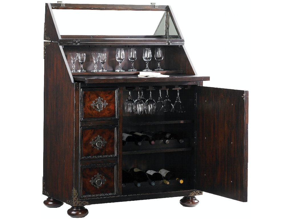 Tommy bahama home bar and game room churchill bar 548 960 for Home bar furniture in san antonio