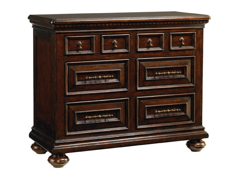 Tommy Bahama Home Valhalla Bachelors Chest 552-624