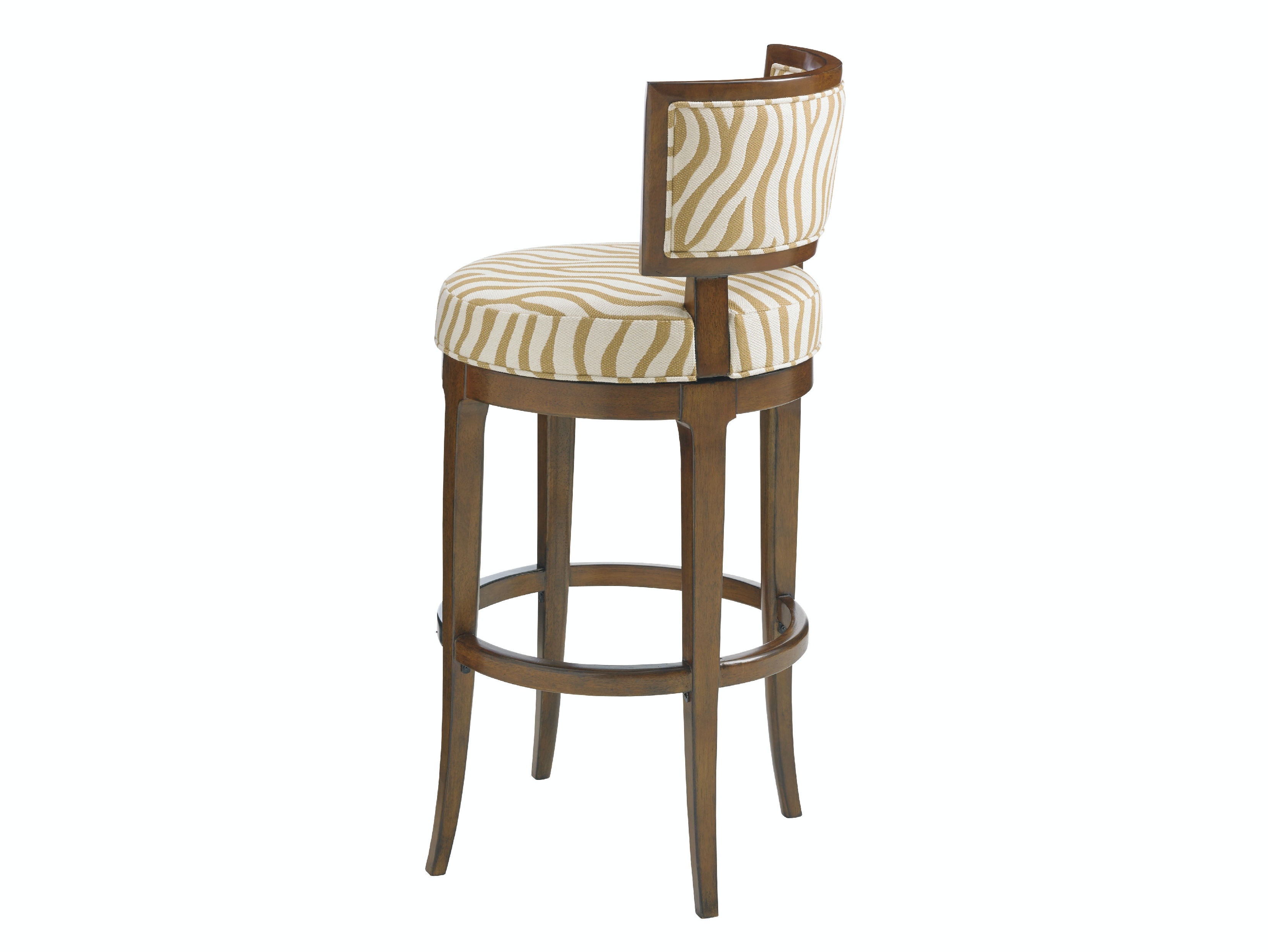 Tommy Bahama Home Bar And Game Room Macau Swivel Bar Stool 556 816 Louis Shanks Austin