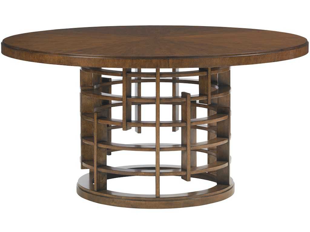 Meridien Round Dining Table Base