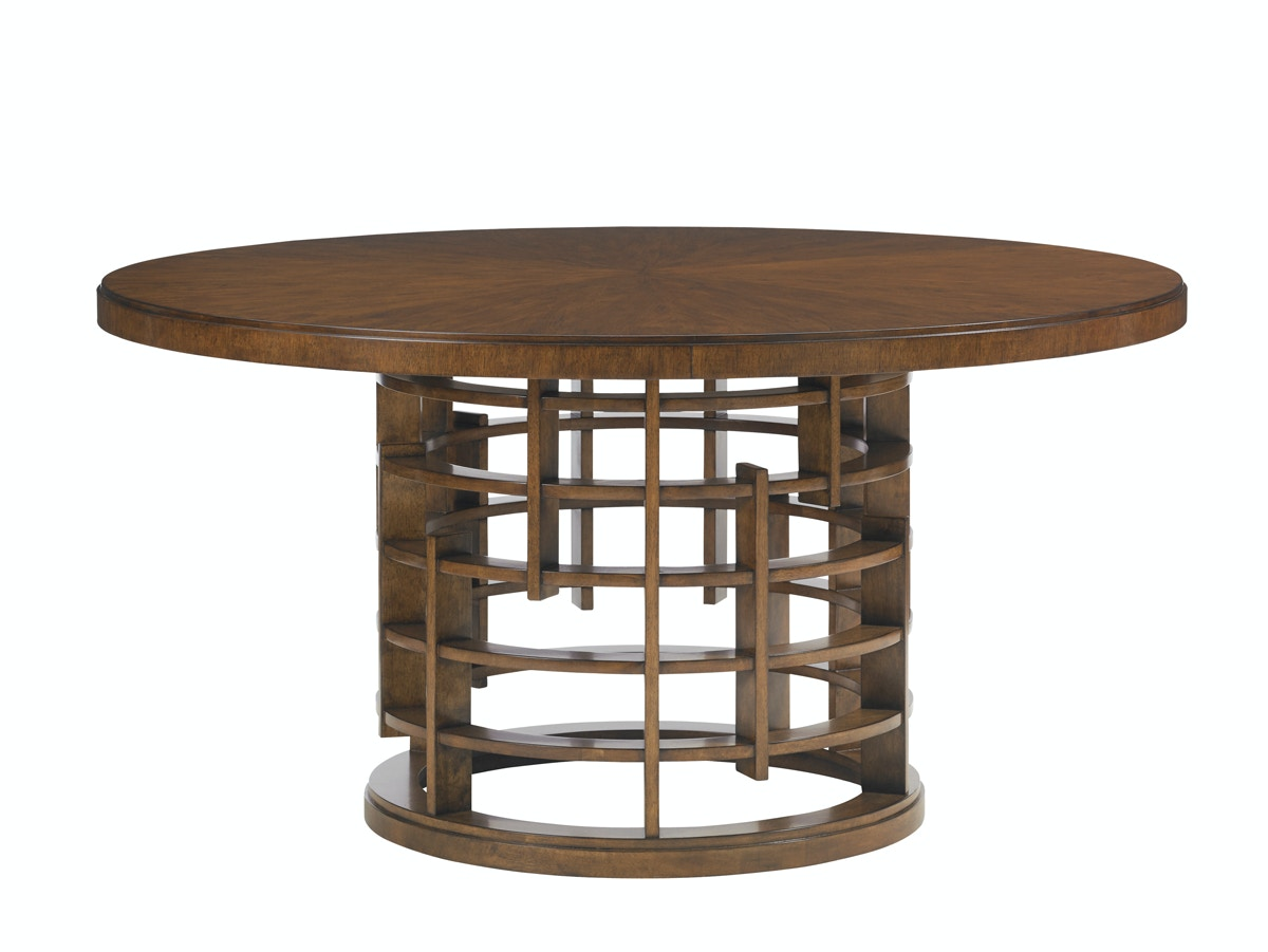 Tommy Bahama Home Meridien Round Dining Table Base 556 875B