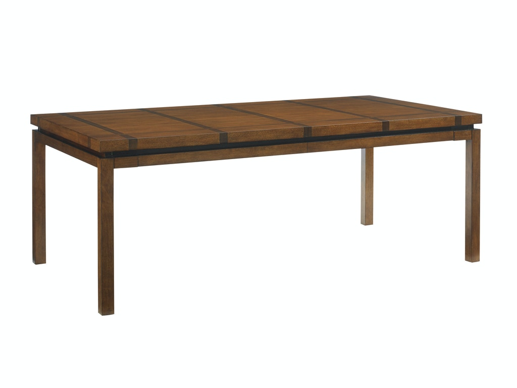 Hickory Dining Room Table Tommy Bahama Home Dining Room Marquesa Rectangular Dining Table