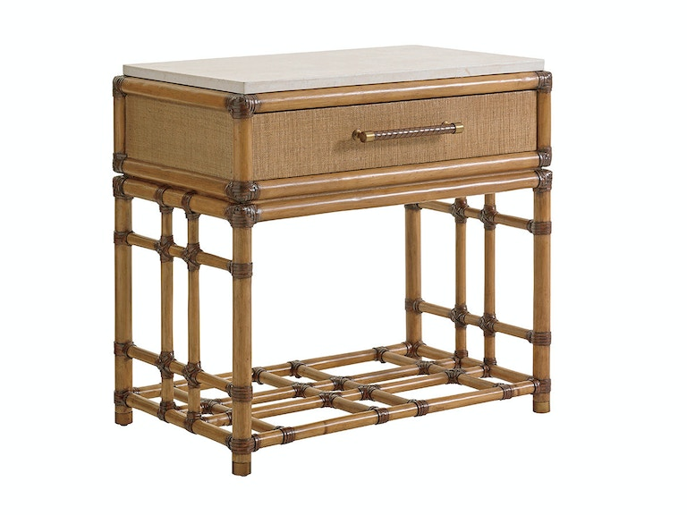 Tommy Bahama Home Cordoba Open Nightstand 558-623