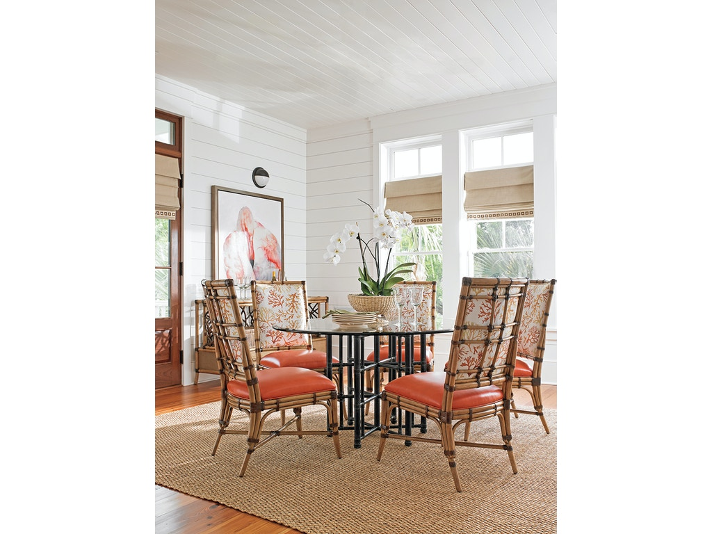 Tommy Bahama Home Dining Room Stellaris Table Base 558-875B - Royal ...