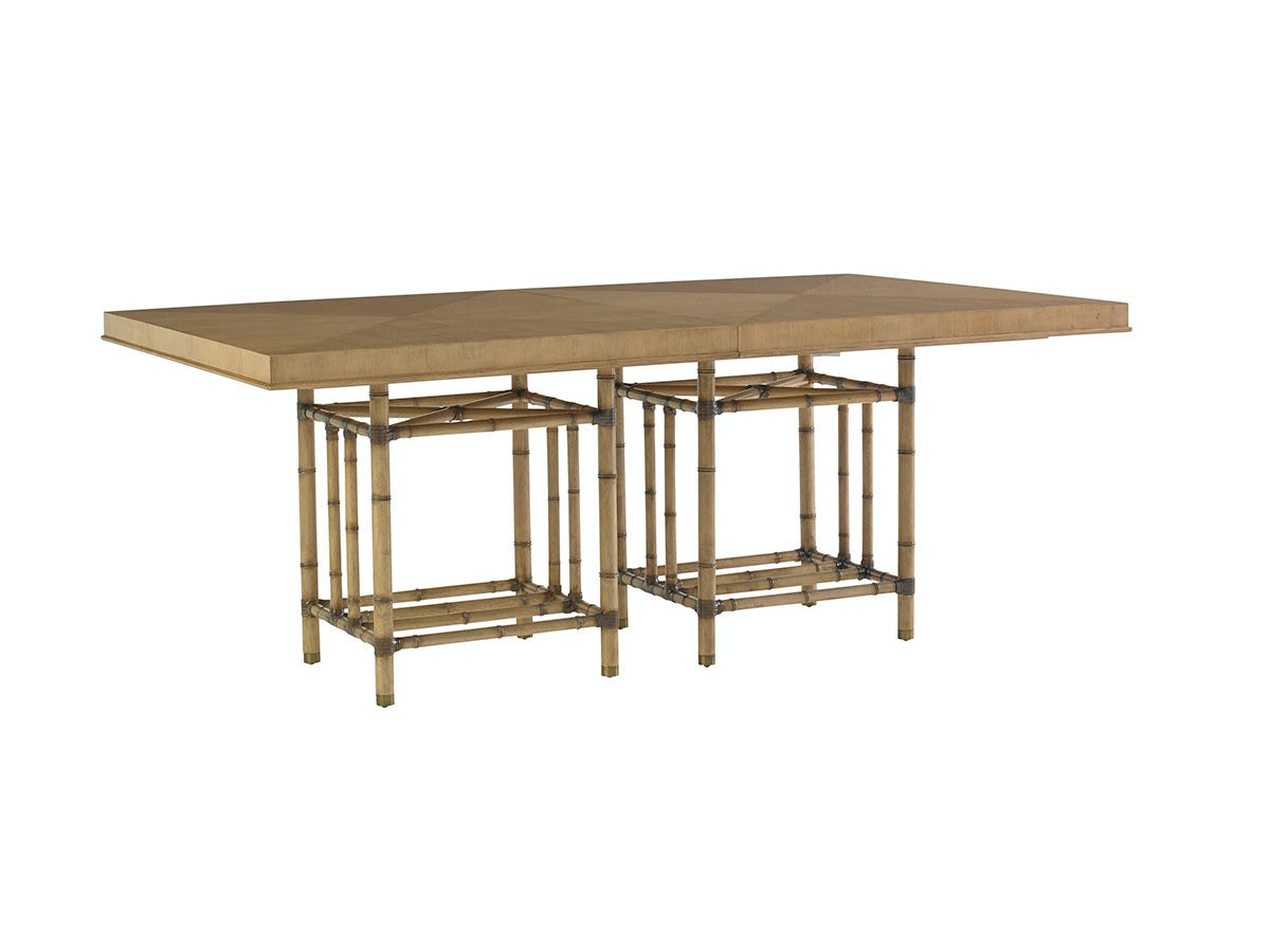 Tommy Bahama Home Caneel Bay Dining Table 558 876C ...