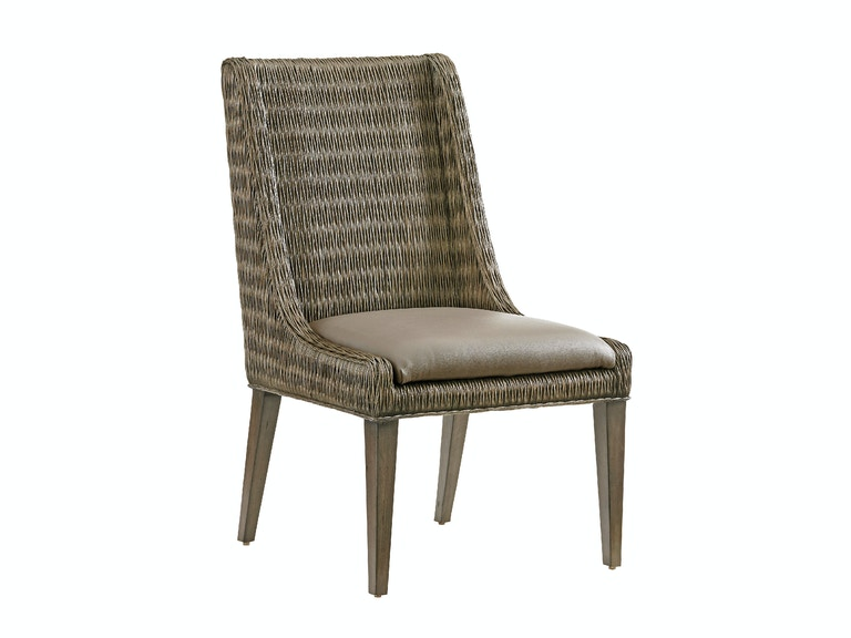 Tommy Bahama Home Brandon Woven Side Chair 562-882-01