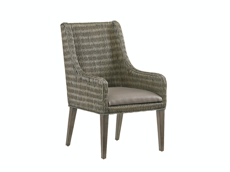 Tommy Bahama Home Brandon Woven Arm Chair 562-883-01