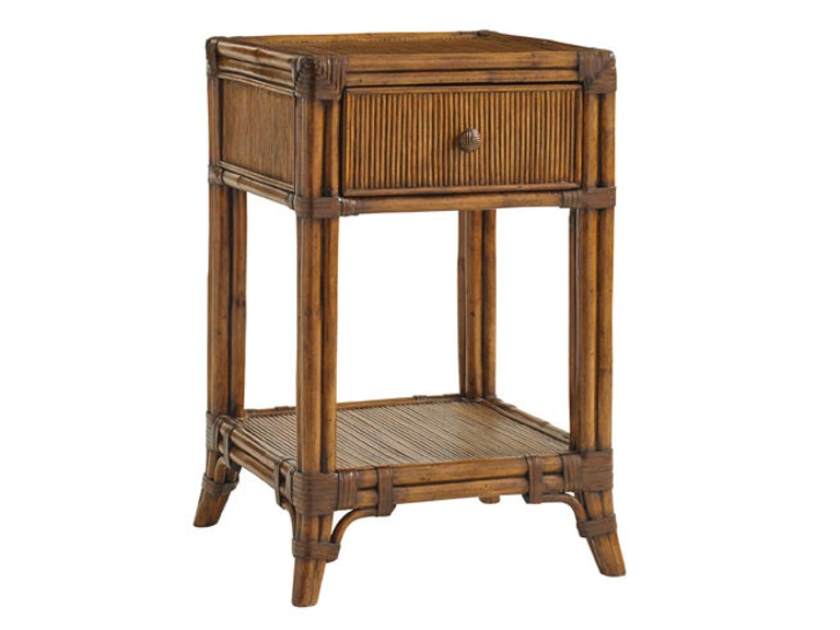 Tommy Bahama Home Del Sol Bedside Table 593-622