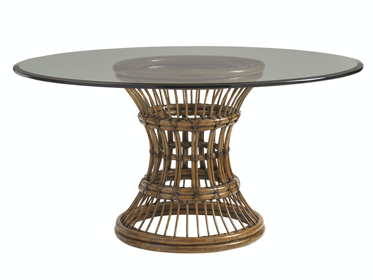 Tommy Bahama Home Latitude Dining Table Base 593-875