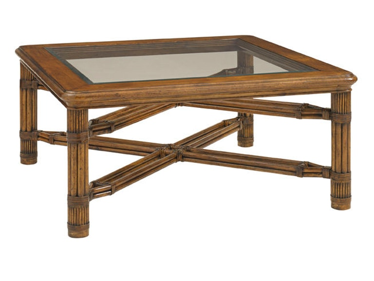 Tommy Bahama Home Capri Square Cocktail Table 593-947