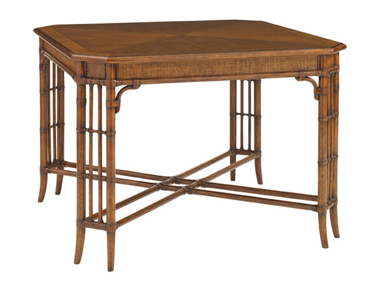 Tommy Bahama Home Tarpon Cove Game Table 593-970