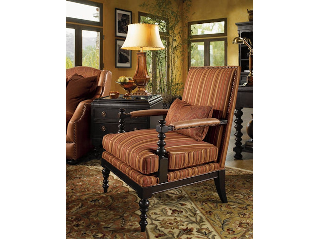 Tommy Bahama Home Living Room Nelson End Table 619 942