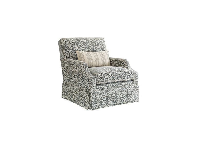 Tommy Bahama Home Courtney Swivel Chair 7108-11SW