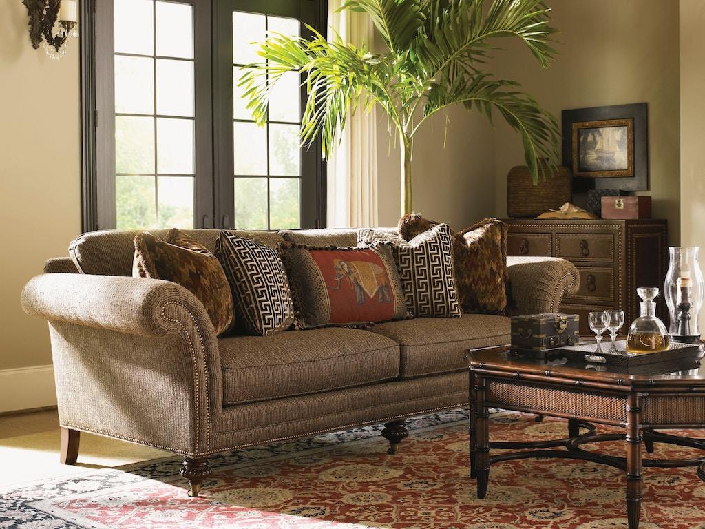 tommy bahama home living room southport sofa 7719 33 mccreerys home furnishings sacramento. Black Bedroom Furniture Sets. Home Design Ideas
