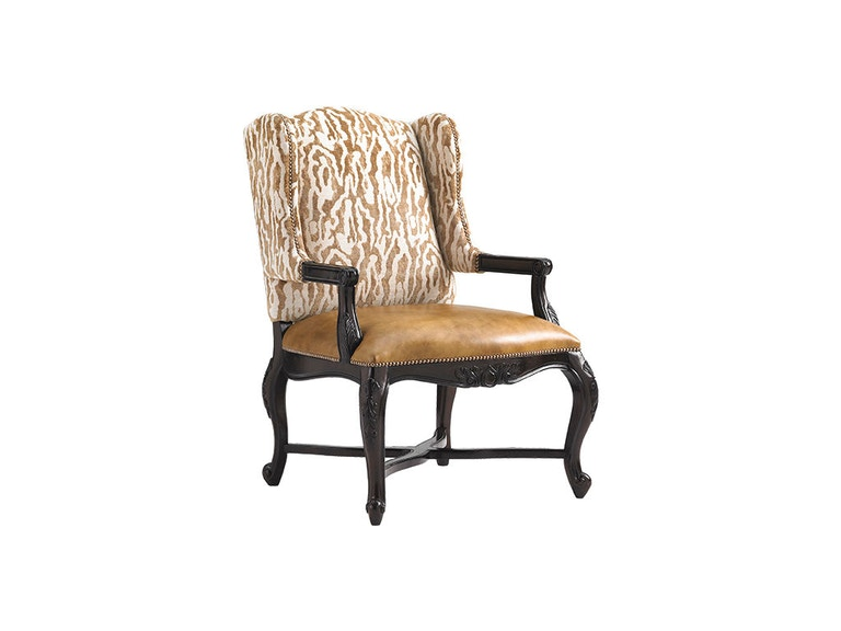 Tommy Bahama Home Keswick Leather Chair LL1557-11