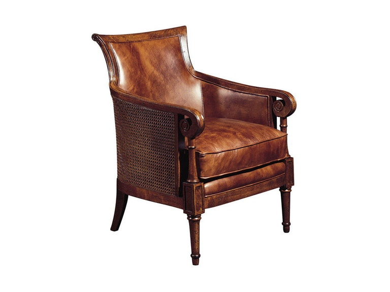 Tommy Bahama Home Nassau Leather Chair LL1650-11