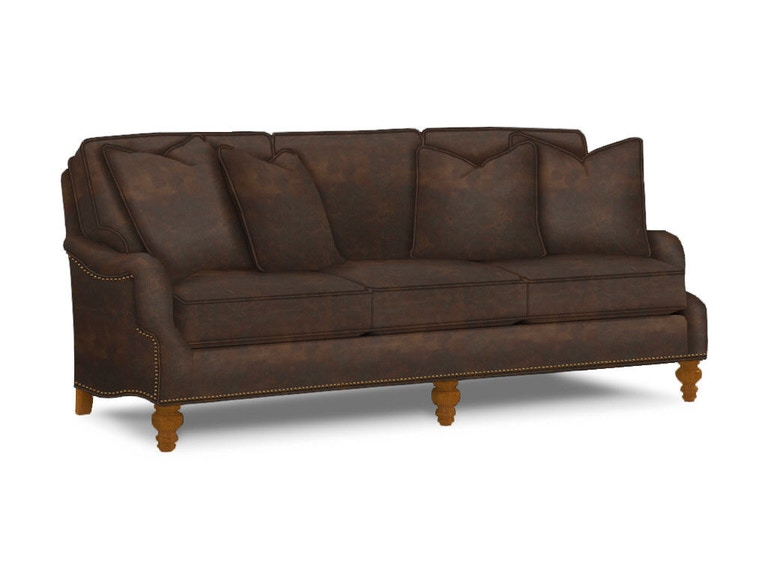 Tommy Bahama Home Amelia Leather Sofa LL7275-33