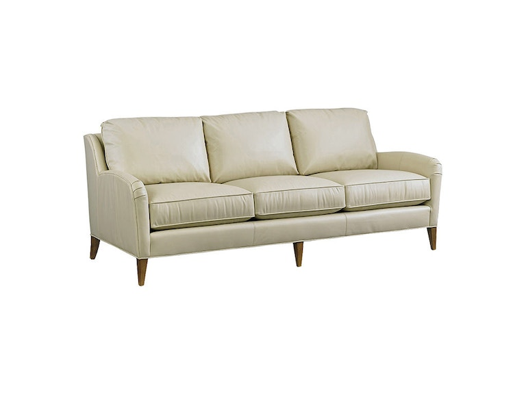 Tommy Bahama Home Coconut Grove Leather Sofa LL7287-33