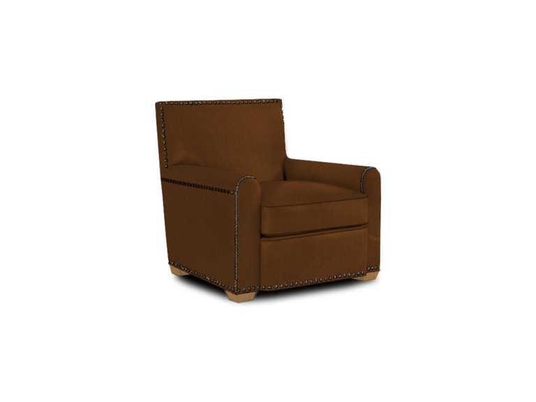 Tommy Bahama Home Stirling Park Leather Chair LL7576-11