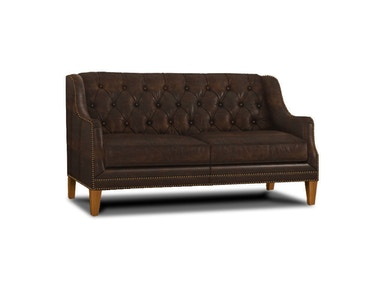 Tommy Bahama Home Sloane Leather Settee LL7980-23