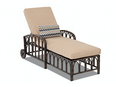 Klaussner Outdoor Capella Chaise W2000 CHASE