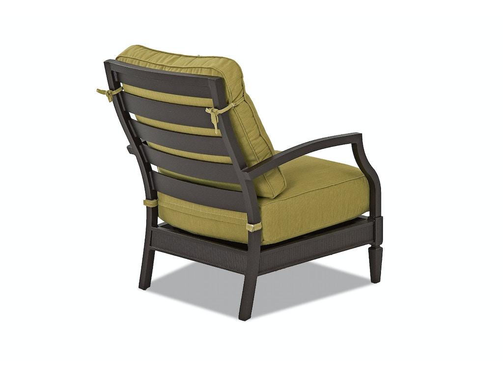 Klaussner Outdoor Outdoor Patio Cerissa Chair W4200 Cdr