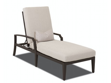 Klaussner Outdoor Mirage Chaise W2101 CHASE