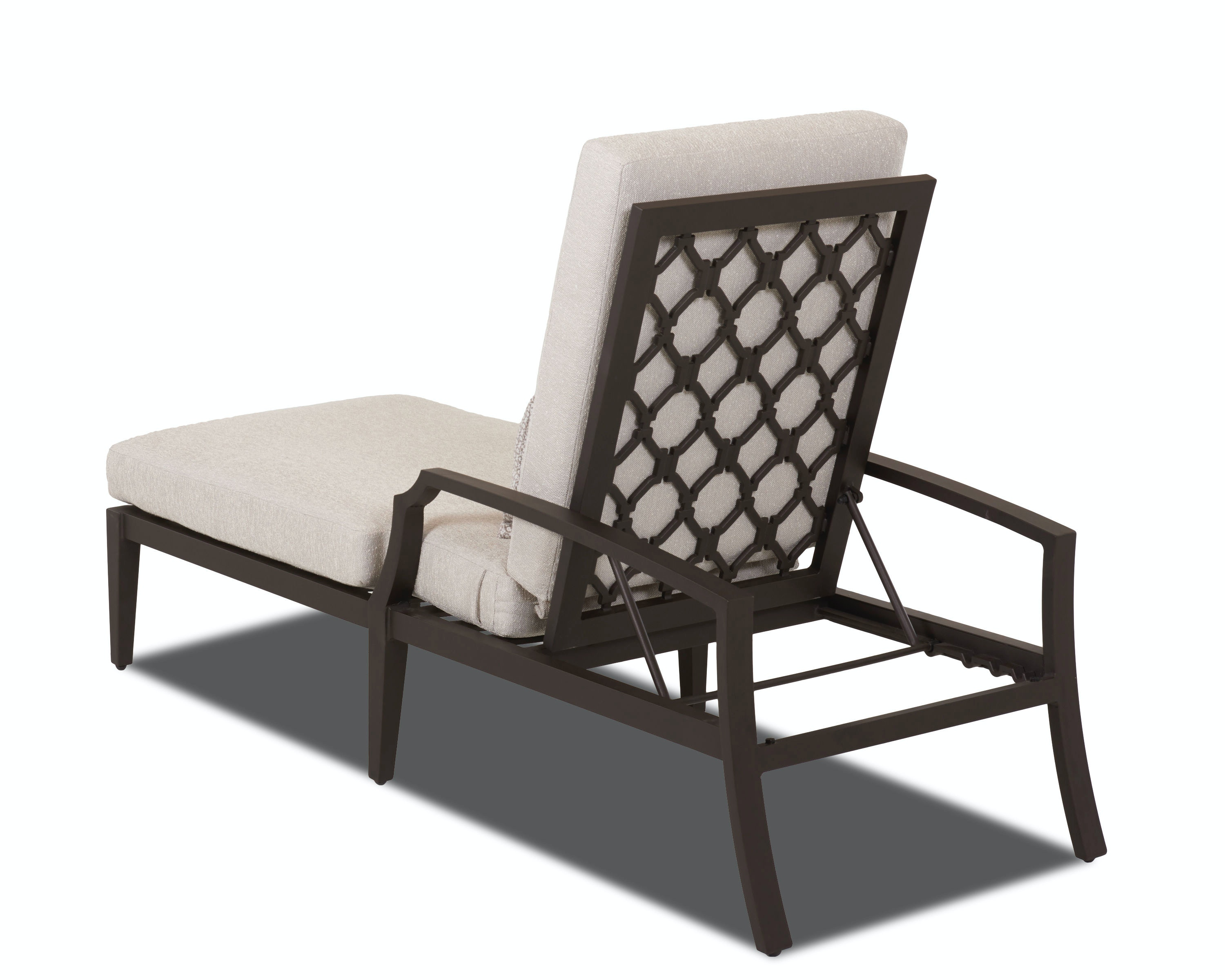 Klaussner Outdoor Outdoor Patio Mirage Chaise W2101 Chase