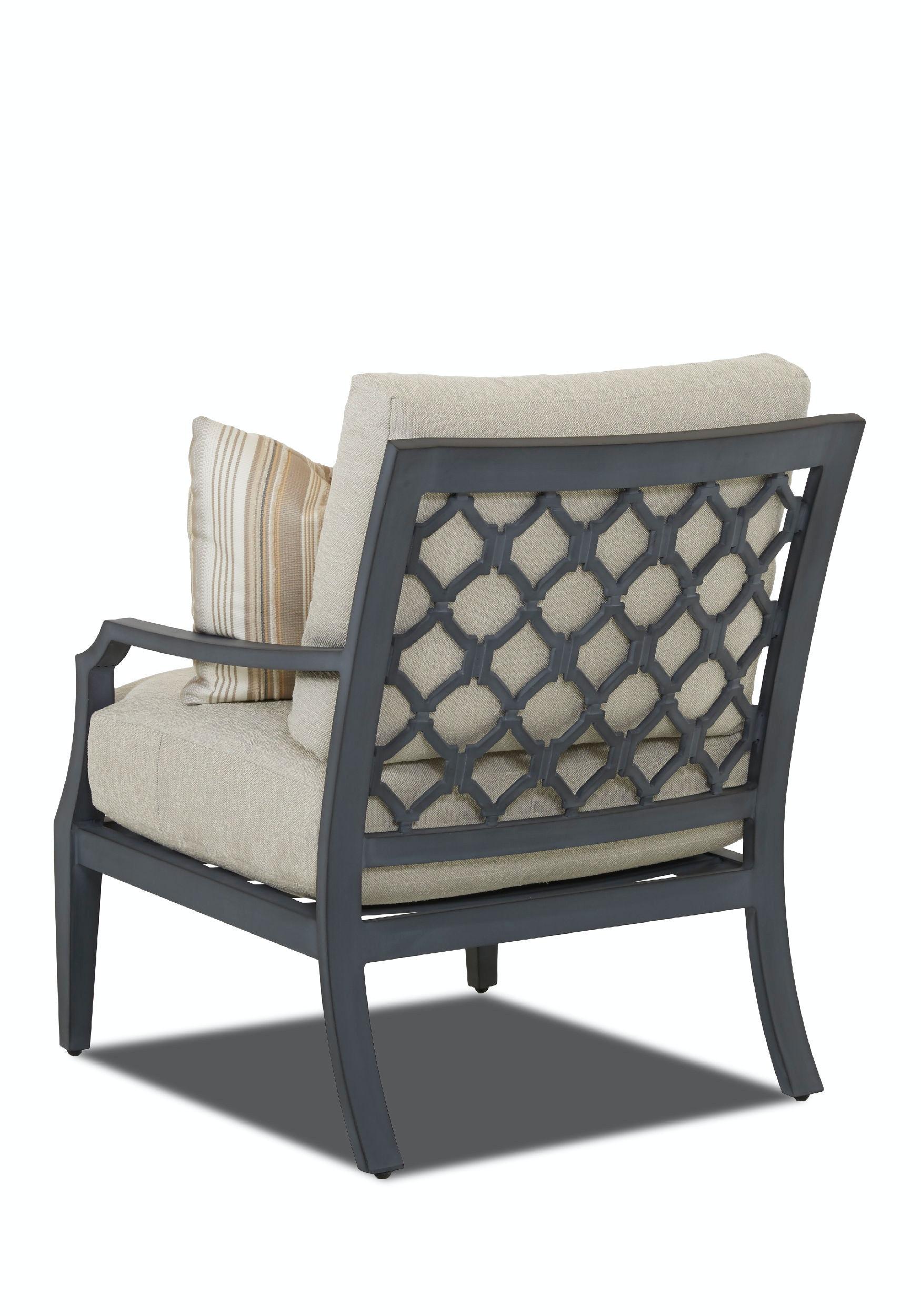 Klaussner Outdoor Outdoor Patio Mirage Chair W2100 C