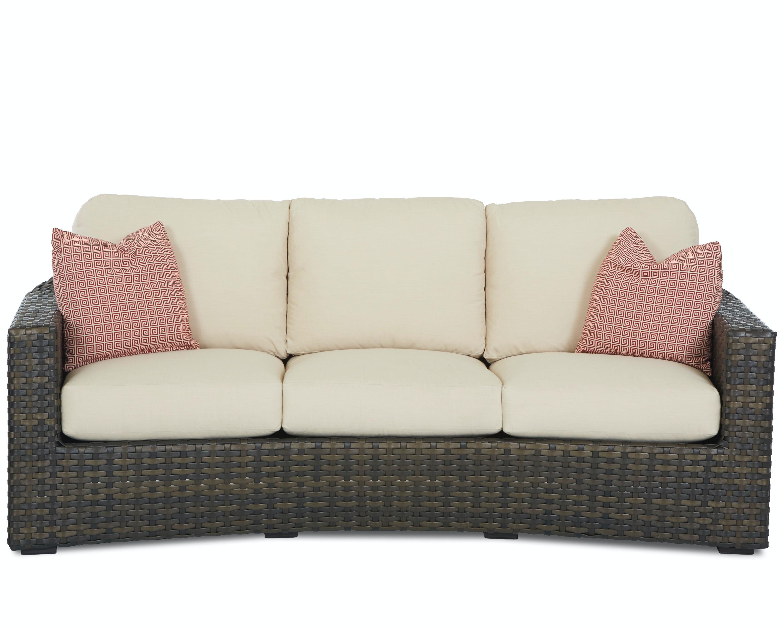 Klaussner Outdoor Outdoor Patio Cassley Sofa W1100 S Zing Casual Living N