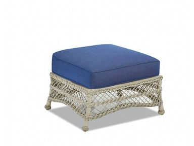 Klaussner Outdoor Willow Ottoman W1200 OTTO