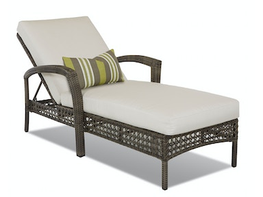 Klaussner Outdoor Amure Chaise W1300 CHASE