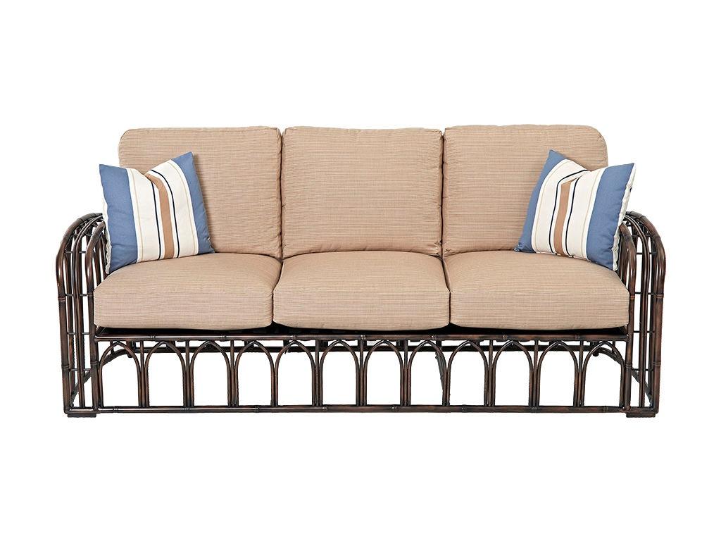 Klaussner Outdoor Outdoor Patio Capella Sofa W2000 S