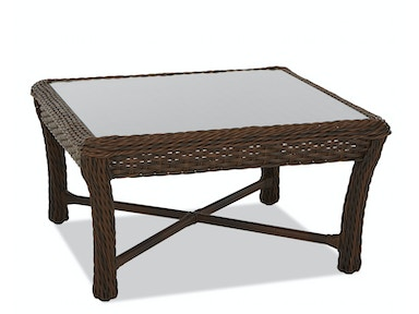 Klaussner Outdoor International Laurel Square Cocktail Table W1000 SQCT