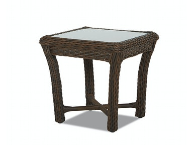 Klaussner Outdoor International Laurel Square End Table W1000 SQET