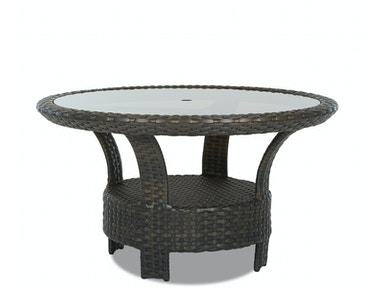 "Klaussner Outdoor International Cassley 54"" Dining Table W1100 DRT54"