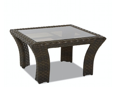 Klaussner Outdoor International Cassley Square Cocktail Table W1100 SQCT