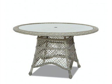 "Klaussner Outdoor International Willow 54"" Dining Table W1200 DRT54"
