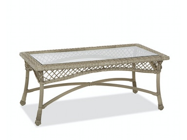 Klaussner Outdoor International Willow Rectangular Cocktail Table W1200 RECT