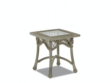 Klaussner Outdoor International Willow Square Accent Table W1200 SQAT