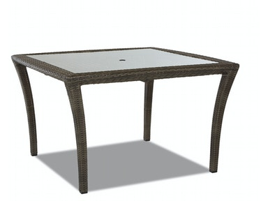 "Klaussner Outdoor International Amure 48"" Dining Table W1300 DRT48"