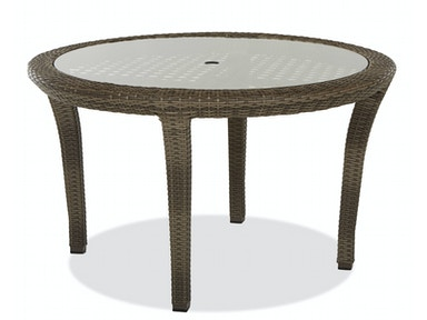 Klaussner Outdoor International Amure Round Conversation Cocktail W1300 RDCC