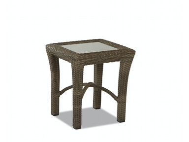 Klaussner Outdoor International Amure Square Accent Table W1300 SQAT