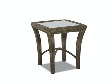 Klaussner Outdoor International Amure Square End Table W1300 SQET