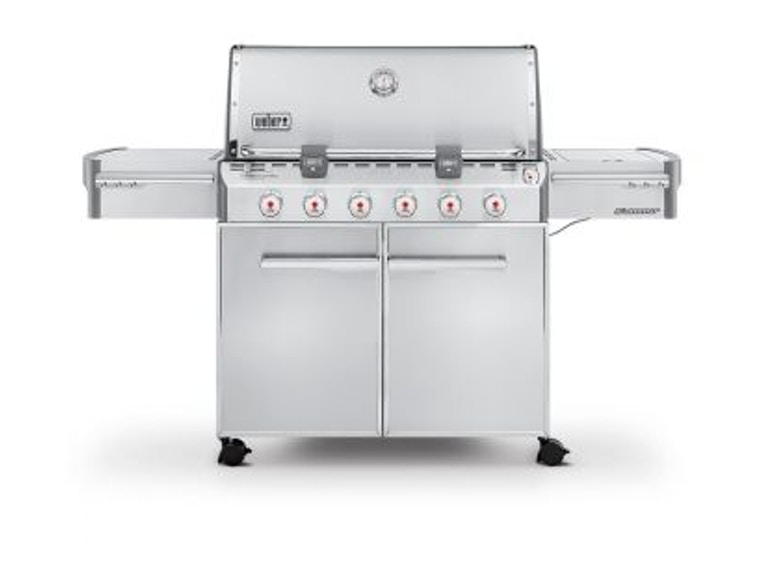 Weber Outdoor Patio High Powered Gas Grill S 620