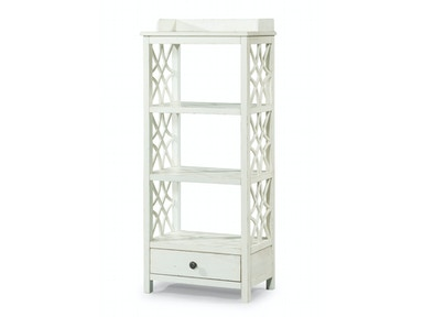 Trisha Yearwood Dining Room Honeysuckle Etagere