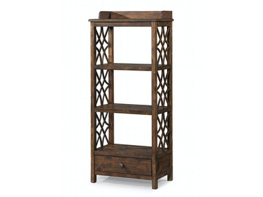Trisha yearwood dining room honeysuckle etagere 920 860 for Dining room etagere